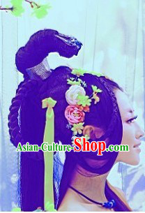 Chinese Classic Hanfu Wig for Women