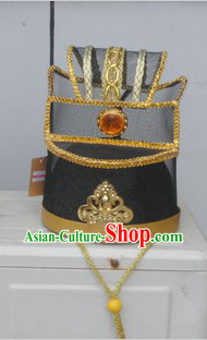 Ancient Chinese Bridegroom Crown for Men