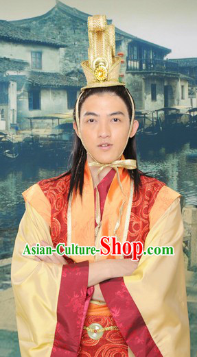 Ancient Chinese Imperial Prince Crown for Men