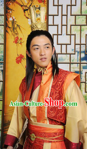 Ancient Chinese Imperial Prince Hat for Men