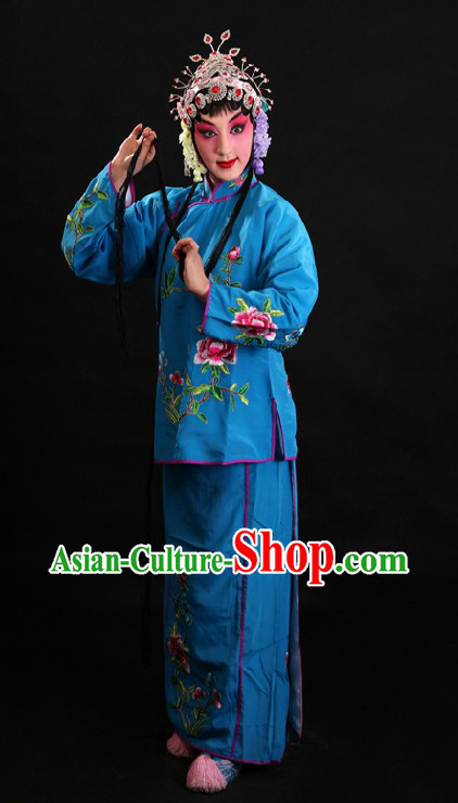 Chinese Peking Opera Costumes for Women