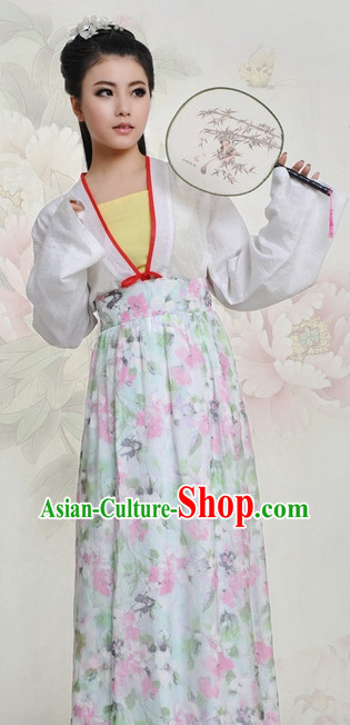 Chinese Traditional Clothing for Women