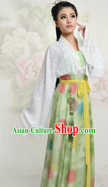 Ancient Chinese Clothes for Girls