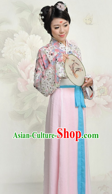 Traditional Chinese Clothes for Girls
