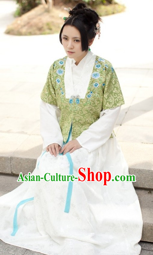 Ancient Chinese Dresses for Women