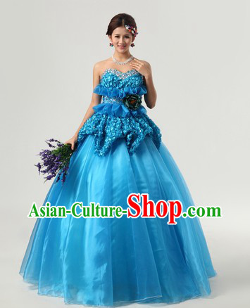 Chinese Modern Singer Solo Clothes for Women