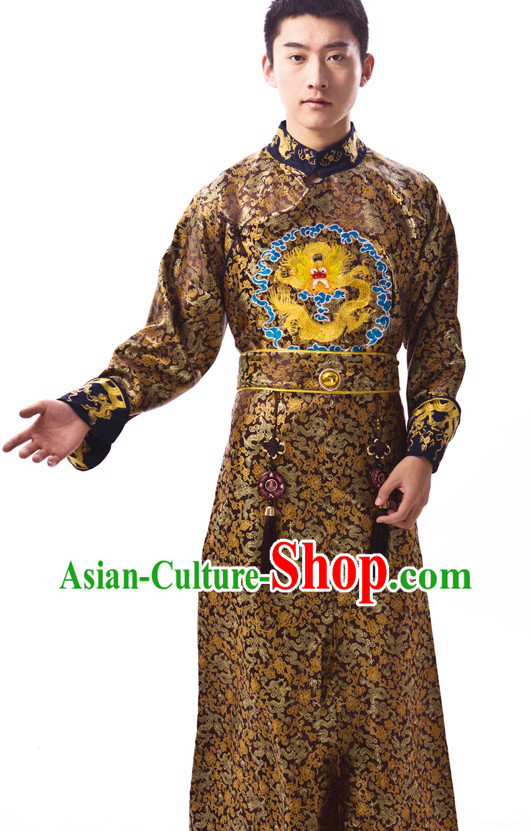 Ancient Chinese Prince Costumes for Men