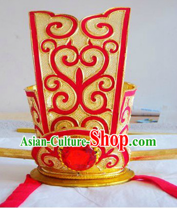 Ancient Chinese Opera Prince Crown
