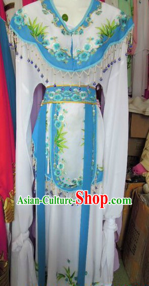 Ancient Chinese Opera Lin Daiyu Costume for Women
