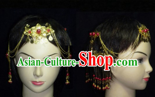 Traditional Chinese Bridal Wedding Hair Accessories