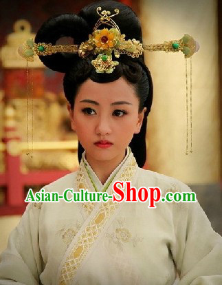 Ancient Chinese Hair Decorations for Women