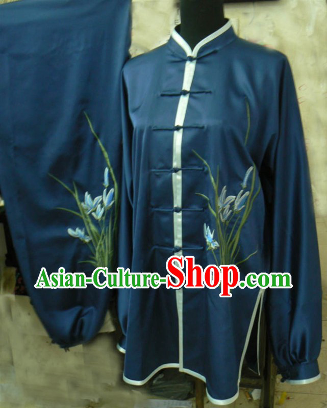 Traditional Chinese Competition and Practice Martial Arts Uniform