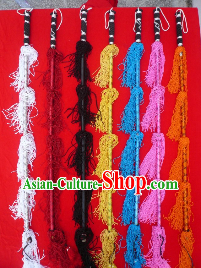 Traditional Chinese Peking Opera Horsewhip