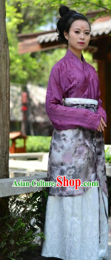 Ancient Chinese Song Dynasty Clothing for Women