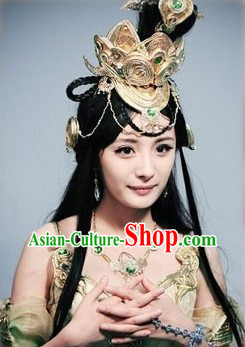Yang Mi Ancient Legend Fairy Head Pieces