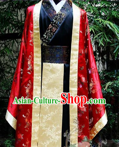 Traditional Chinese Wedding Suit for Bridegrooms
