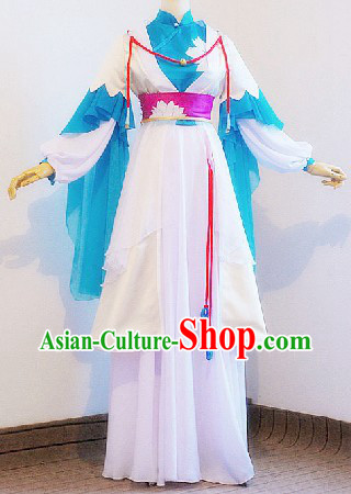 Ancient Legend of Sword and Fairy Cosplay Costumes Complete Set