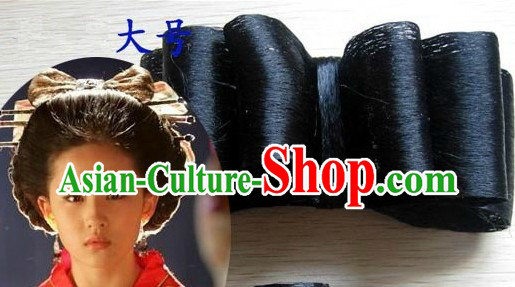 Chinese Old Style Butterfly Wig for Women