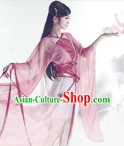 Ancient Chinese Sexy Costumes for Women