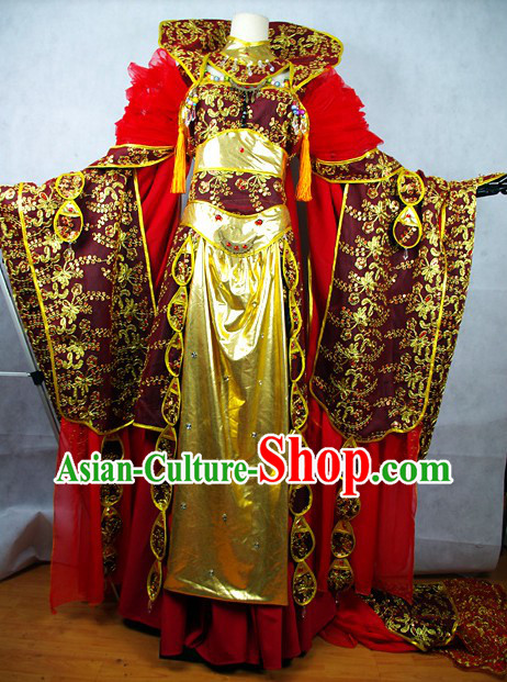 Ancient Chinese Empress Clothing