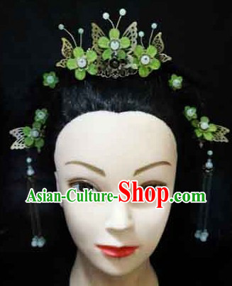 Ancient Chinese Old Time Style Hair Accessories for Ladies