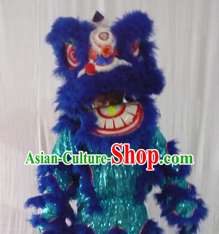 One Person Lion Dancing Costume Complete Set