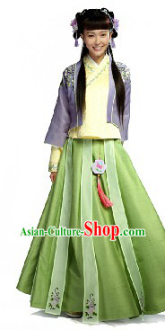 Ancient Chinese Ming Dynasty Royal Family Female Clothing for Women