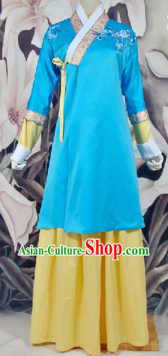 Traditional Chinese Ming Dynasty Female Clothing Suit