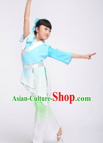 Ancient Chinese School Student Hanfu Clothing for Children