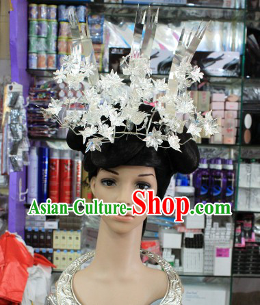 Traditional Chinese Miao Tribe Birds Hair Accessories