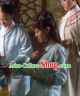 Qing Dynasty Chinese Zhong Yi Inside Clothes for Women