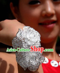 Traditional Chinese Miao Bracelet