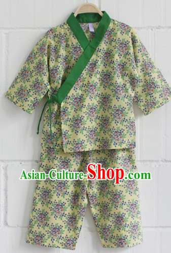 Traditional Ancient Chinese Hanfu Clothing for Kids