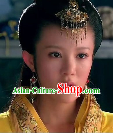 Ancient Chinese Style Handmade Xi Shi Beauty Hairpin