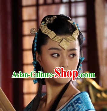 Ancient Chinese Feng Shen Bang Daji Headdress Set