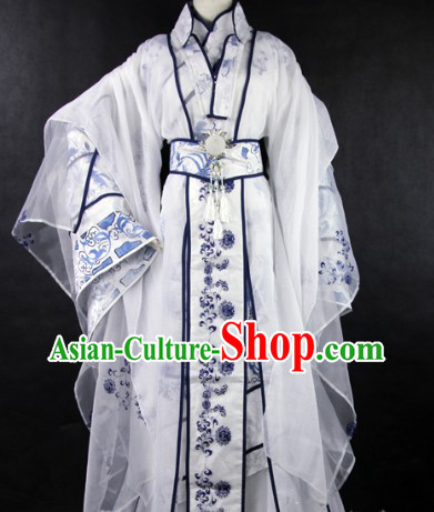 Ancient Chinese Emperor Cosplay Costumes for Men