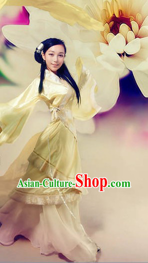 Ancient Chinese Wide Sleeve Quju Robe Clothing for Men