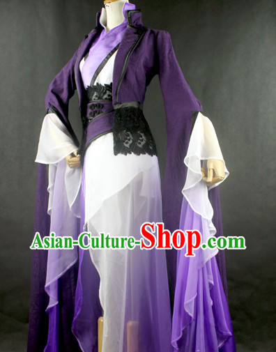 Ancient Chinese Killer Paladin Costumes for Men