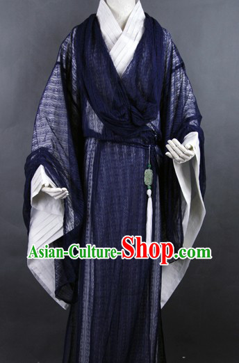 Traditional Ancient Chinese Male Clothing for Men