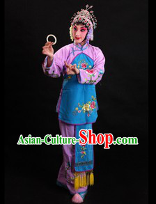 Chinese Food Restaurant Waitress Costume for Women