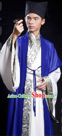 Traditional Ancient Chinese Clothing for Men