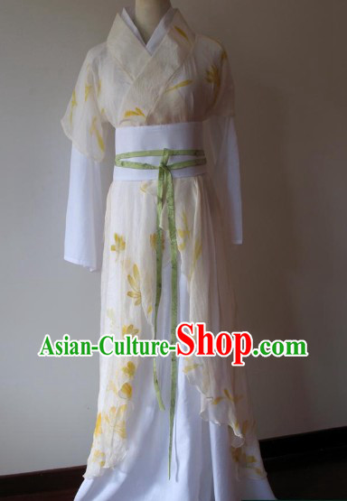 Traditional Ancient Chinese Summer Wear Hanfu Costumes for Women
