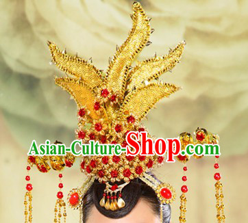 Ancient Chinese Empress Hat