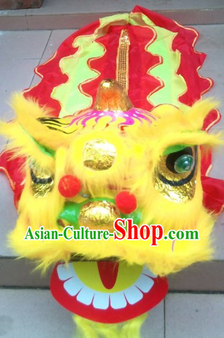 2-8 Years Old Lion Dance Equipment