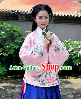 Ming Dynasty Princess Gu Zhuang Clothes