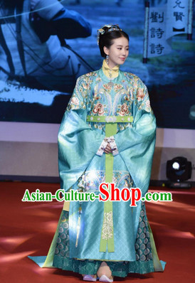 Ming Dynasty Imperial Princess Clothing Robe