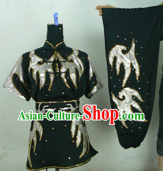 Top Professional Wushu Competition Outfit Complete Set