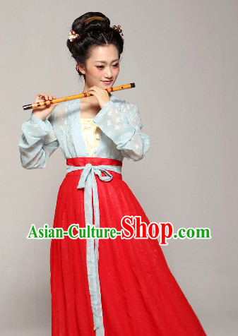 Chinese Classical Song Dynasty Clothes for Women