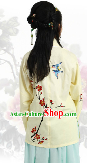 Free Shipping Worldwide Ancient Chinese Han Dynasty Suit for Women