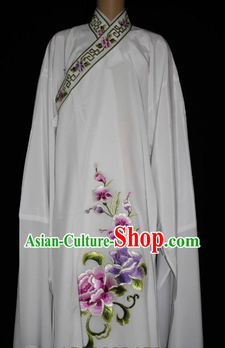 Chinese Traditional Long Sleeves Embroidered Clothing for Men